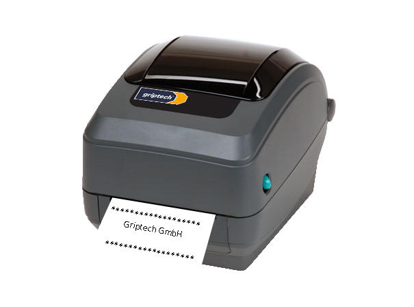 Griptech Label printer
